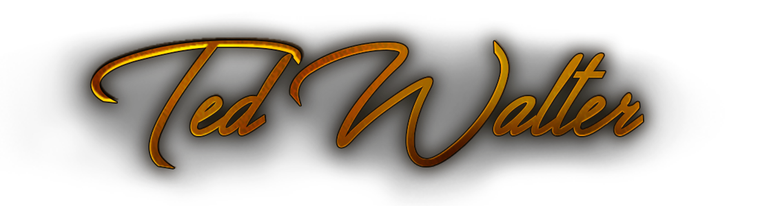Ted Walter   Official Site Logo